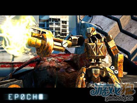 后世末日EPOCH:虚幻引擎打造3D末世射击4
