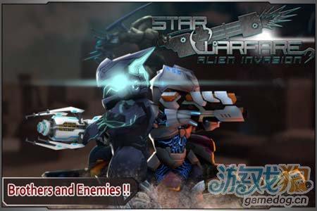 动作佳作:星际战争异形入侵 v2.11评测1