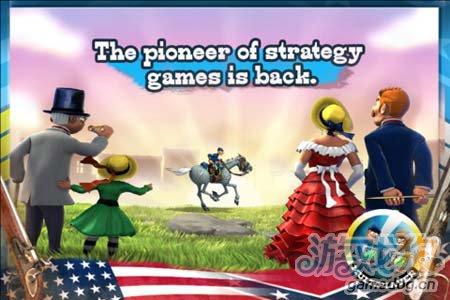 安卓休闲游戏:蓝衫军南北战争 坚持下去取得胜利1