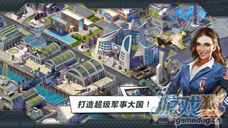 Gameloft最新模拟经营游戏战争世界现已上架1