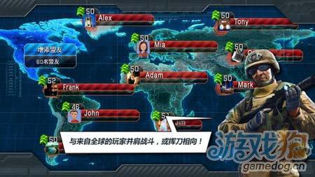 Gameloft最新模拟经营游戏战争世界现已上架2