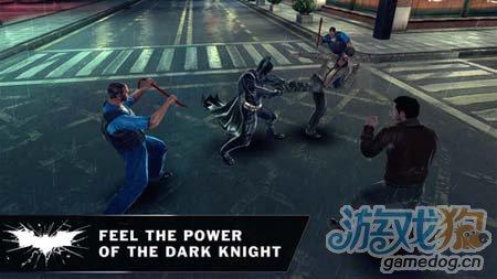 蝙蝠侠黑暗骑士崛起:化身哥谭市的希望3