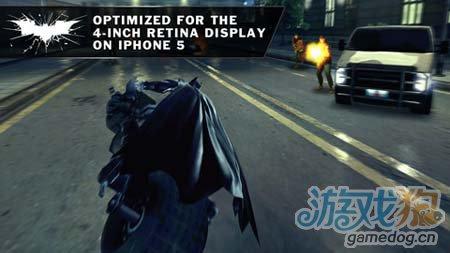 蝙蝠侠黑暗骑士崛起:化身哥谭市的希望2