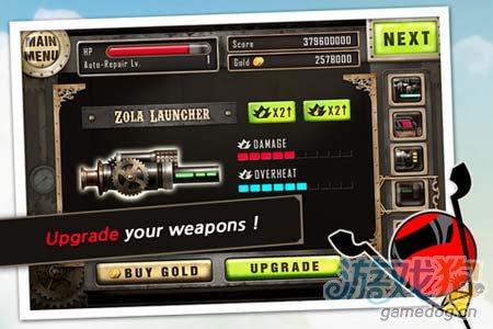 机器人星球之战Zolaman Robot Gunz:v1.0.10评测3