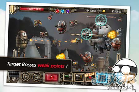 机器人星球之战Zolaman Robot Gunz:v1.0.10评测5