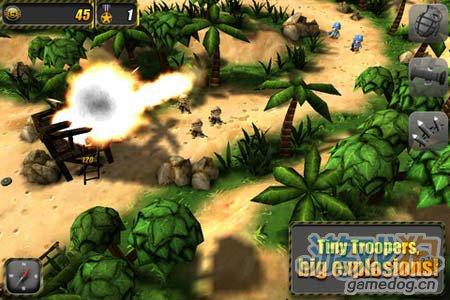 3D射击游戏:小小部队Tiny Troopers 小士兵大智慧1
