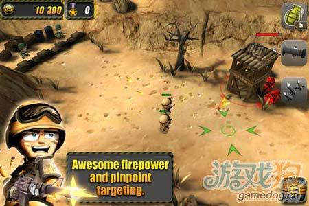 3D射击游戏:小小部队Tiny Troopers 小士兵大智慧5