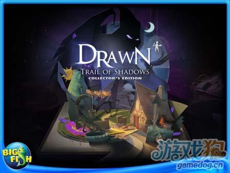 谜画之塔3阴影追踪Drawn: Trail:v1.0评测2