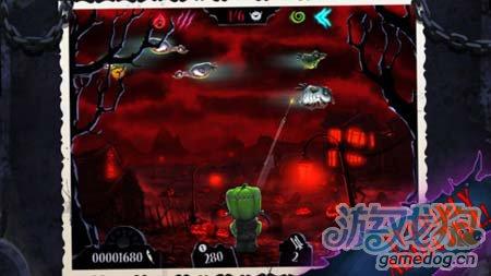 安卓游戏:大战僵尸鸟万圣节版 v1.09评测3