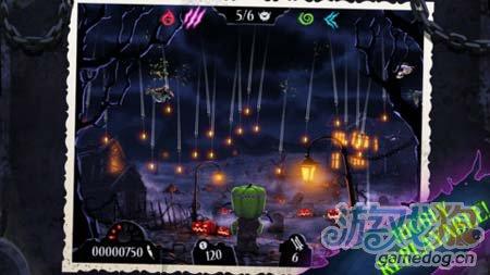 安卓游戏:大战僵尸鸟万圣节版 v1.09评测4