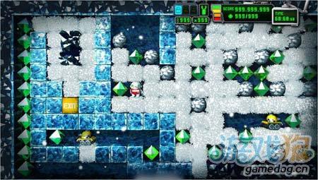 经典趣味益智游戏钻石小子 既将登陆iOS平台2