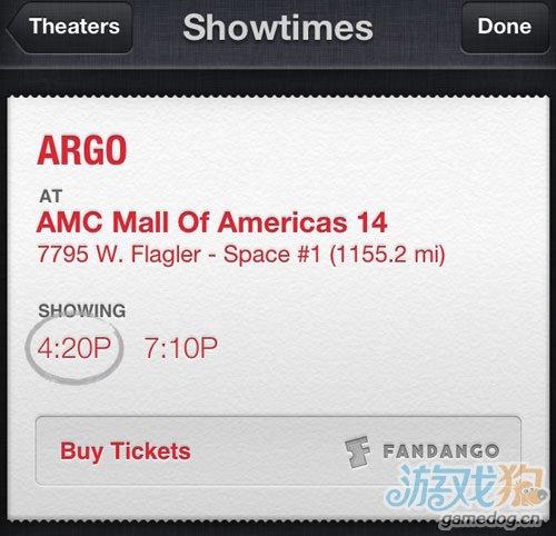 苹果带来iOS 6.1更新 Siri将能购买电影票