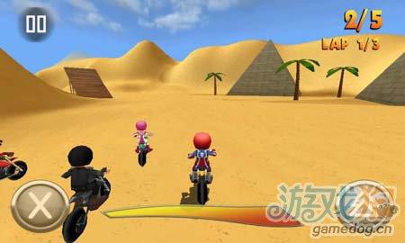 安卓竞速游戏:FMX车手FMX Riders v1.0.1更新评测1