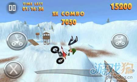 安卓竞速游戏:FMX车手FMX Riders v1.0.1更新评测3