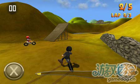 安卓竞速游戏:FMX车手FMX Riders v1.0.1更新评测4