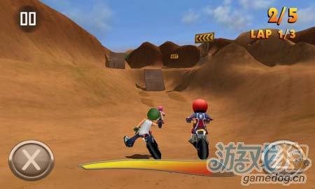 安卓竞速游戏:FMX车手FMX Riders v1.0.1更新评测2