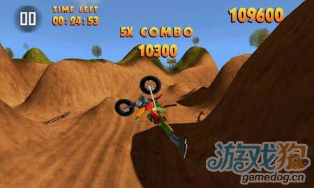 安卓竞速游戏:FMX车手FMX Riders v1.0.1更新评测5