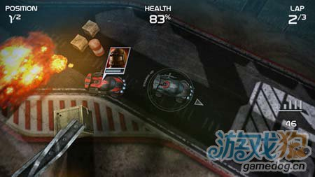 死亡赛车Death Rally:v3.0更新评测1