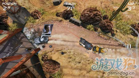 死亡賽車Death Rally:v3.0更新評測2