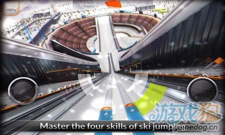 超级滑雪少年Super Ski Jump:v1.3.0评测2