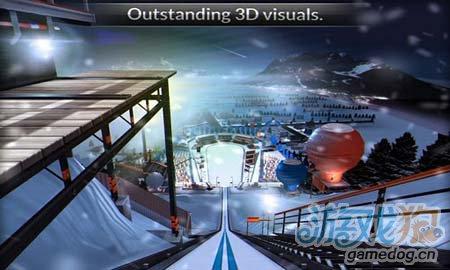 超级滑雪少年Super Ski Jump:v1.3.0评测4