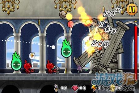 爆笑物理益智游戏PrincessPunt续作11月发布2