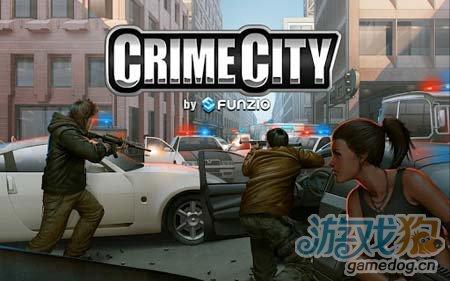 犯罪城市Crime City:体验不同犯罪生活1
