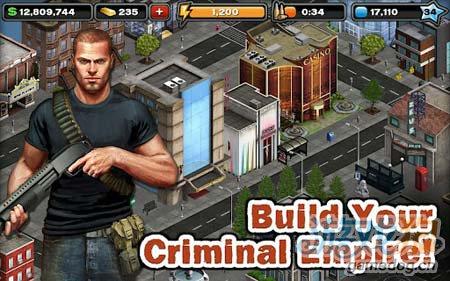 犯罪城市Crime City:体验不同犯罪生活2