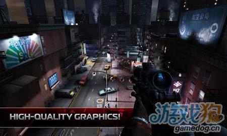 职业杀手2CONTRACT KILLER 2:城市中的地下判官2