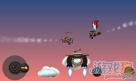 空战游戏飞天流氓狗Daredogs近日登安卓平台1