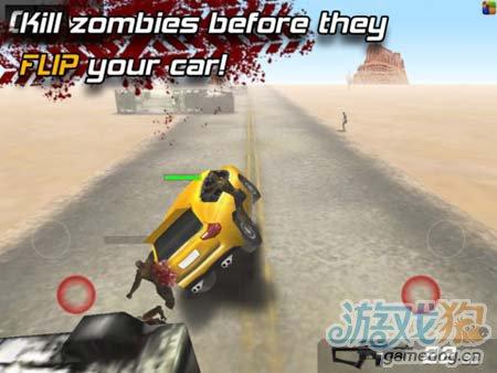 僵尸公路Zombie Highway:公路大逃亡2