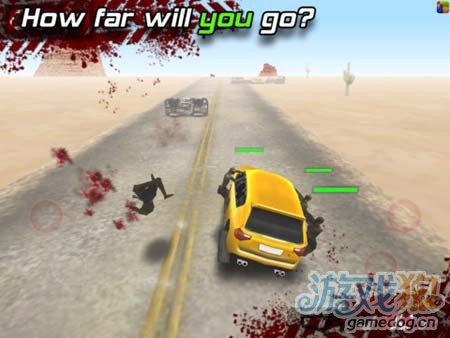 僵尸公路Zombie Highway:公路大逃亡1