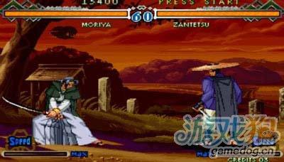 经典街机格斗游戏:月华剑士2 来重温你儿时的快乐4