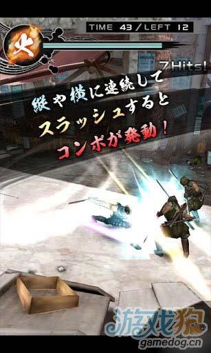 忍者龙剑传Ninja Gaiden已在Google Play低调上线2