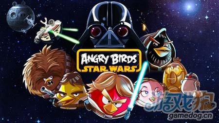 愤怒的小鸟星球大战:体验不一样的怒鸟1