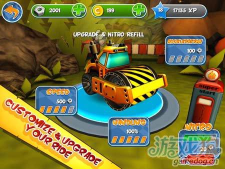 口袋卡车Pocket Trucks:v1.2试玩评测3
