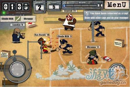 多人联机游戏 Prison Wars预计将于下周上架2