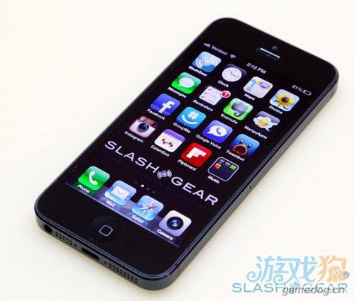 英国游戏开发商发现iPhone 5触屏BUG