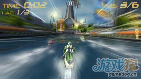 竞速游戏:激流快艇Riptide GP 感受水上漂移乐趣1