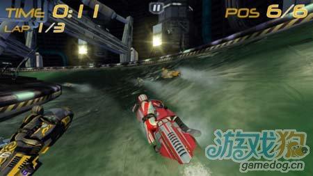 竞速游戏:激流快艇Riptide GP 感受水上漂移乐趣5