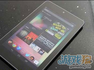 32GB版Google Nexus 7香港发售