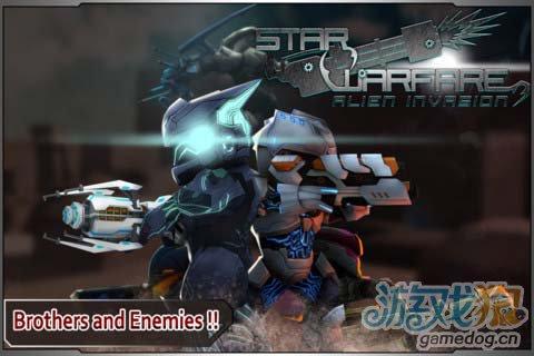 安卓射击佳作:星际战争外星入侵高清版1