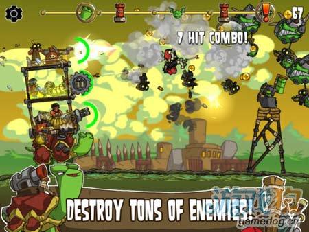 超级装甲战龟Shellrazer:乌龟与哥布林的阵线联盟2