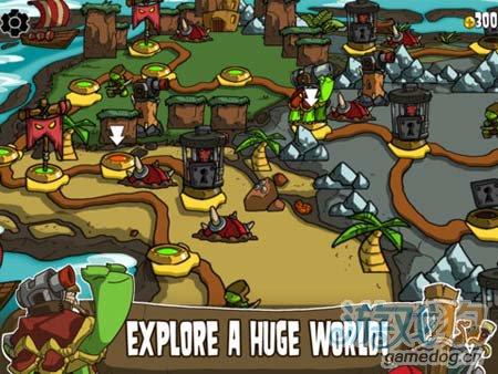 超级装甲战龟Shellrazer:乌龟与哥布林的阵线联盟3