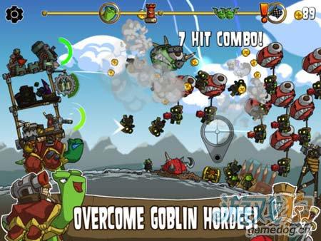 超级装甲战龟Shellrazer:乌龟与哥布林的阵线联盟1