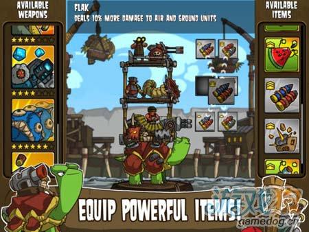 超级装甲战龟Shellrazer:乌龟与哥布林的阵线联盟4