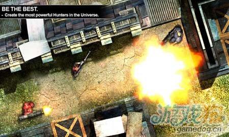 策略RPG游戏:猎人第一章 v1.0.0评测3