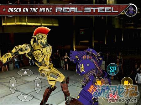 铁甲钢拳Real Steel:同名好莱坞电影改编1