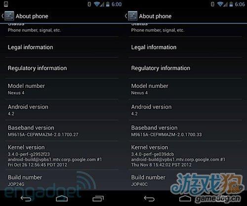 Nexus 10所准备的 Android 4.2 更新来了