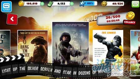 僵尸小镇Zombiewood:Gameloft射击大作4